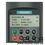 Панели оператора Siemens 6SE6400-0AP00-0AA1