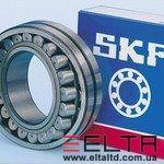 Двухрядный сферический роликовый подшипник SKF 23172 CC/W33