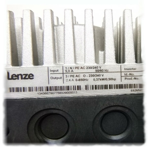 Lenze frequency converter фото